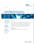 Auction Design and the Success of National 3G Spectrum Assignments