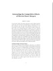 Forecasting the Competitive Effects of Electric Power Mergers