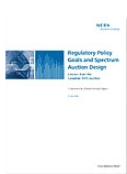 Regulatory Policy Goals and Spectrum Auction Design: Lessons from the Canadian AWS Auction