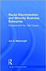 Racial Discrimination and Minority Business Enterprise: Evidence from the 1990 Census