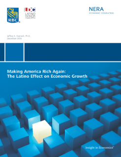 Making America Rich Again: The Latino Effect on Economic Growth