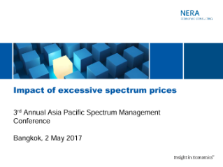 3rd Annual Asia-Pacific Spectrum Management Conference