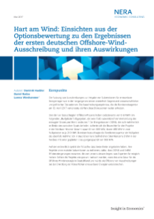 Method or Madness: Insights from Germany's Record-Breaking Offshore Wind Auction and Its Implications for Future Auctions