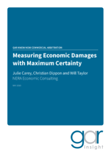 Measuring Economic Damages with Maximum Certainty