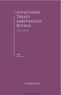 NERA Experts Bring Economic Insights to the Latest Investment Treaty Arbitration Review