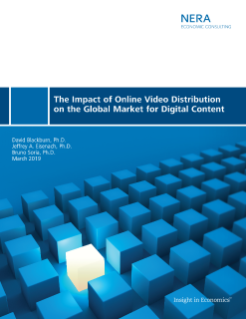 The Impact of Online Video Distribution on the Global Market for Digital Content