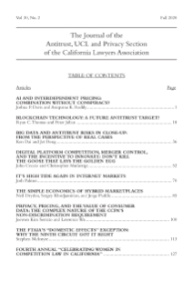 Privacy, Pricing, and the Value of Consumer Data: The Complex Nature of the CCPA's Non-Discrimination Requirement