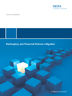 Bankruptcy and Financial Distress Litigation