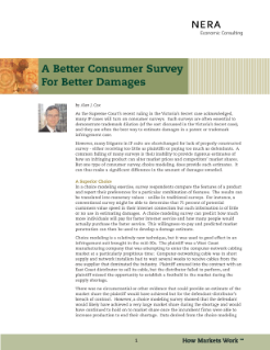 Rigorous Surveys for More Accurate IP Damages