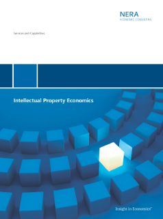 Intellectual Property Economics