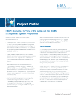 The European Rail Traffic Management System Programme