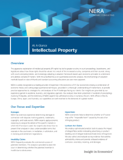 Intellectual Property At A Glance