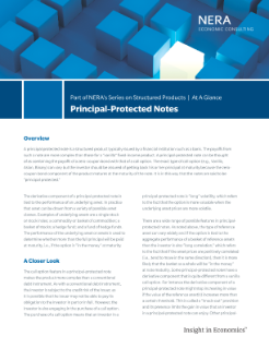 Principal-Protected Notes At A Glance