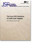 The Use of ABX Derivatives in Credit Crisis Litigation