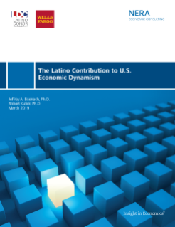 NERA Economists Provide Analysis on the Latino Contribution to US Economic Dynamism